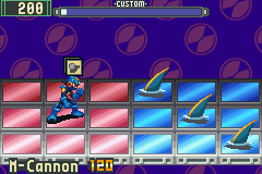 Megaman Battle Network - OMFG, Sharkman! - User Screenshot